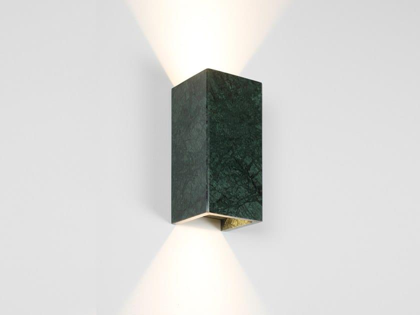Wall Light Rectangular [B8] GUATEMALA by GANTlights