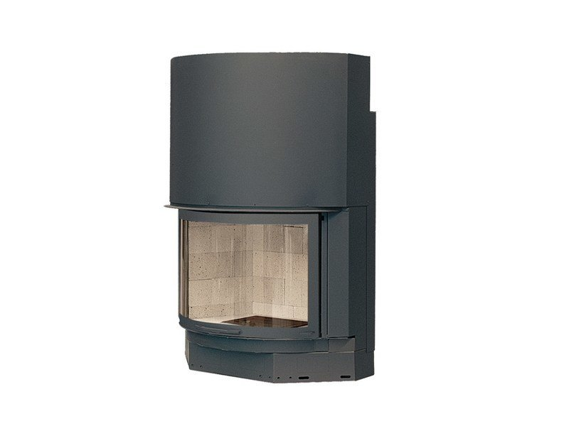 Fireplace insert B900 by Axis