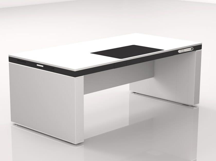 Office desk BA4.10 | Office desk by Kleos