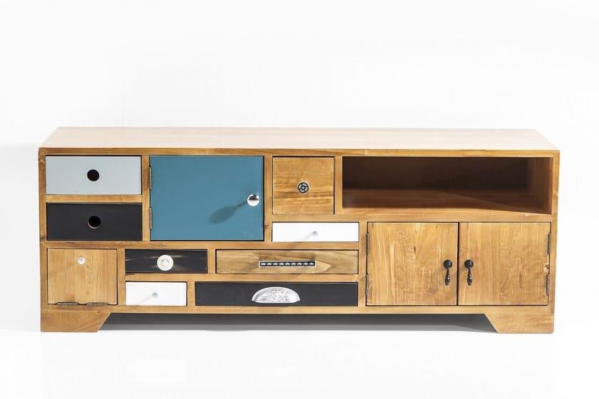 EuMobile In design Tv Legno Kare Babalou BerCodxW
