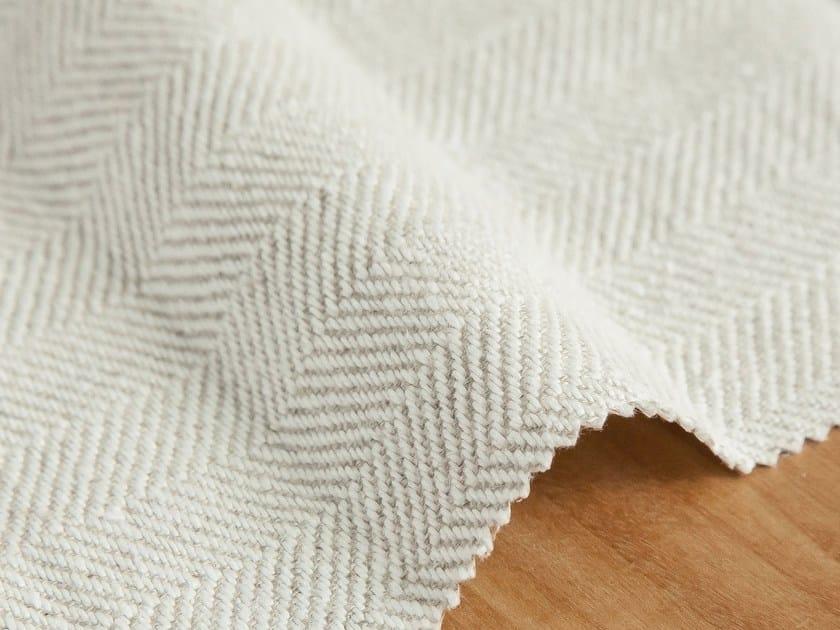 Linen fabric BABILONIA by Equipo DRT