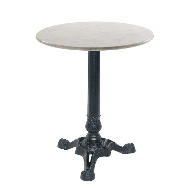 Cast iron contract table BABIS-3 by Vela Arredamenti