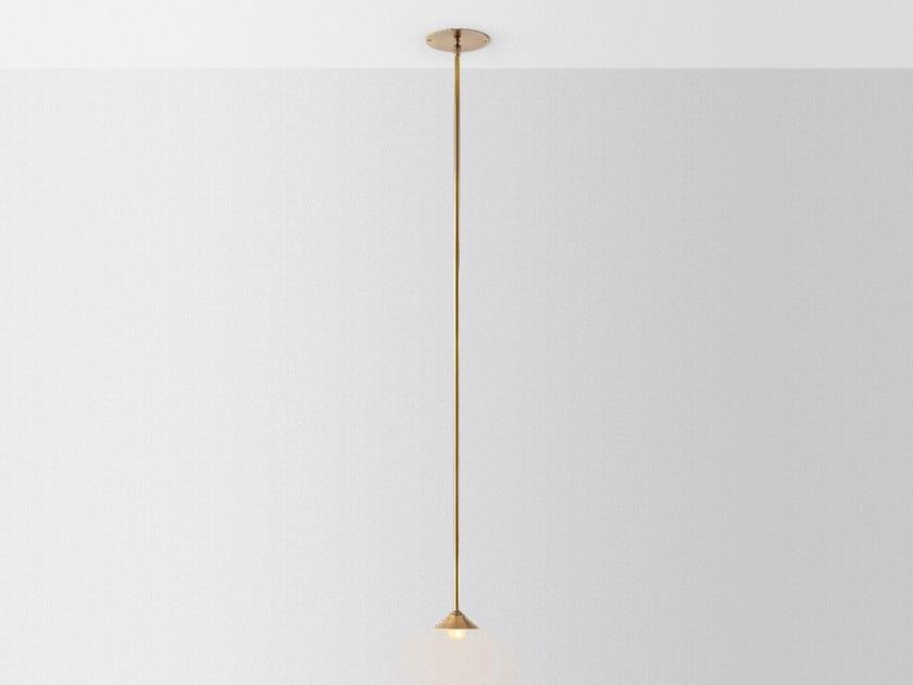 LED ceiling lamp BABY DROP by Volker Haug Studio