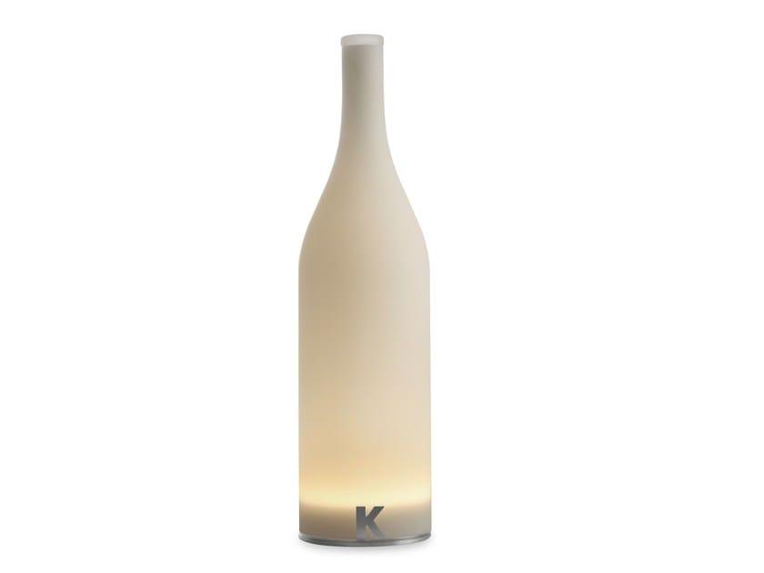 bacco, la lampada da tavolo ricaricabile karman - Bacco Arredo Bagno