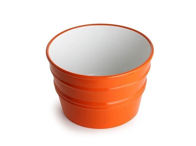 Ceramic washbasin BACILE | Washbasin by Horganica