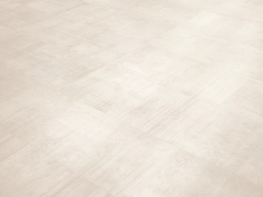 Porcelain stoneware wall/floor tiles with stone effect BACK2BACK WHITE by Ergon by Emilgroup