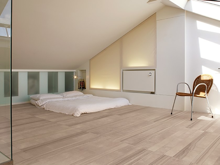 Porcelain stoneware wall/floor tiles with stone effect BACK2BACK BEIGE by Ergon by Emilgroup