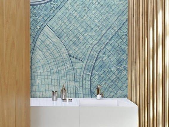 Tapete fürs Badezimmer BADAAL Kollektion WET SYSTEM 17 By ...