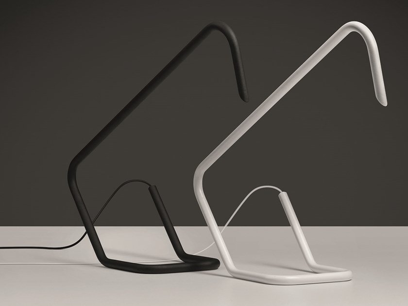 LED aluminium desk lamp BALANCE by Quadrifoglio