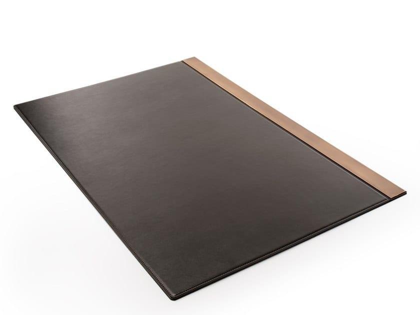 Leather Desk pad BALANCING | Desk pad by SALVATORI
