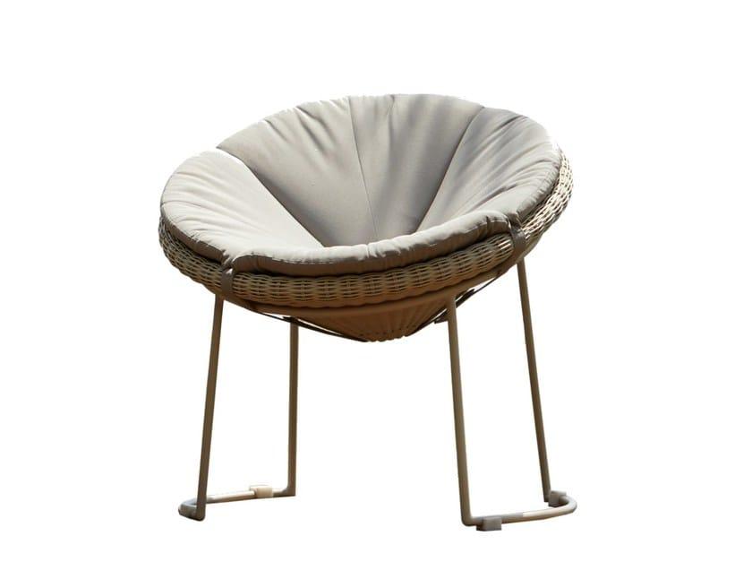 Balcony chair LUNA 23293 by SKYLINE design