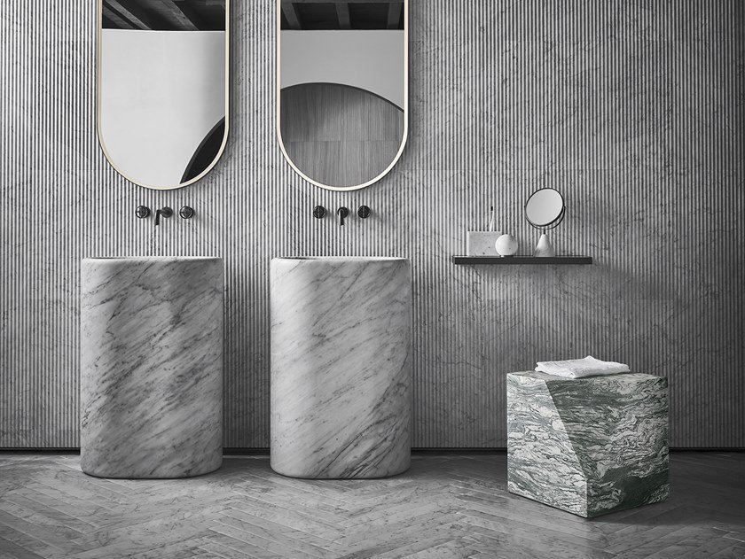 Freestanding washbasin BALNEA | Freestanding washbasin by SALVATORI
