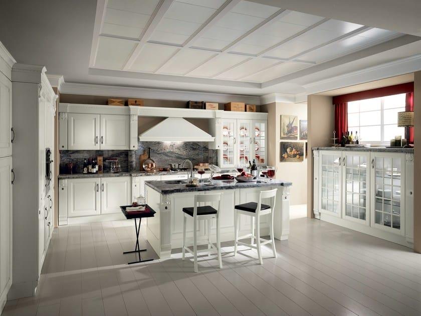 Fitted kitchen baltimora scavolini line by scavolini for Scavolini prices