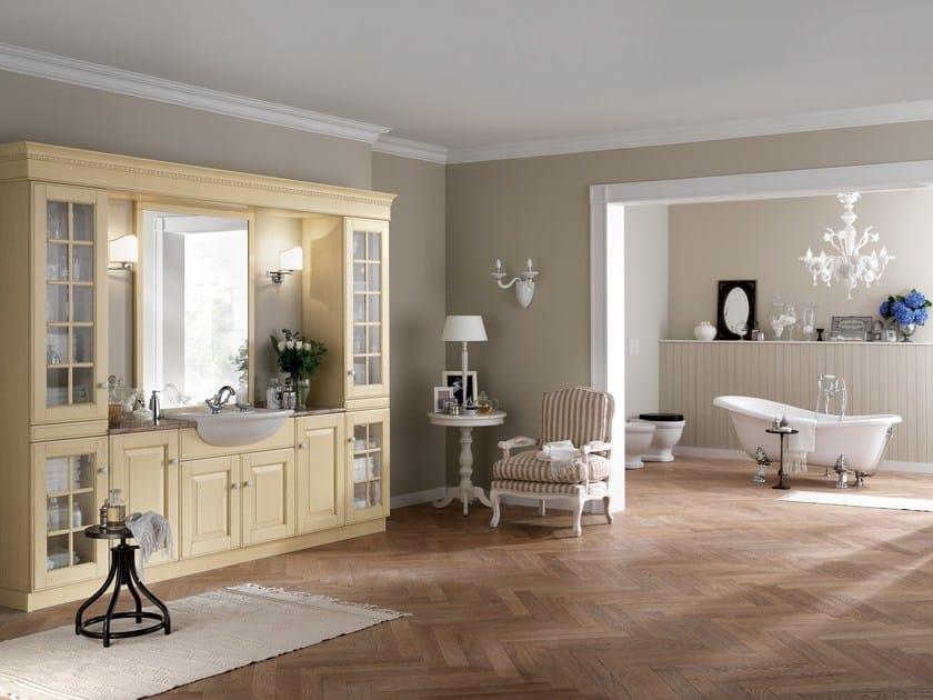 Bathroom furniture set baltimora by scavolini bathrooms for Scavolini prices