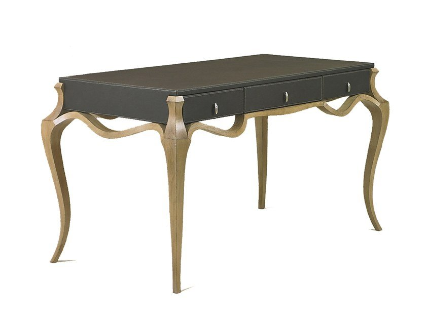 Rectangular writing desk with drawers BALTUS | Writing desk by Laval