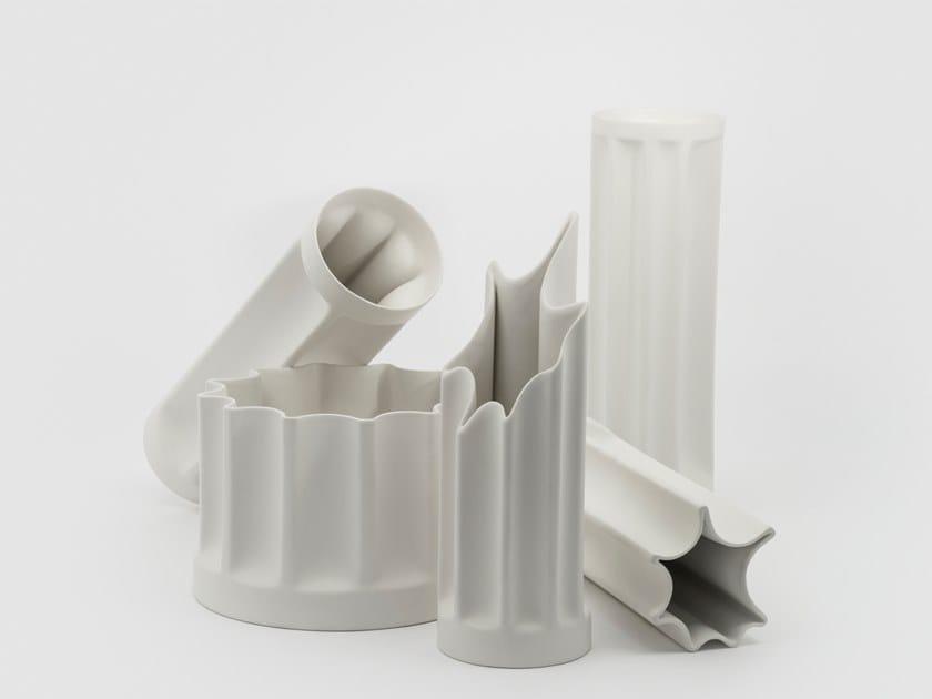 Vaso in ceramica BAMBÙ by Danese Milano