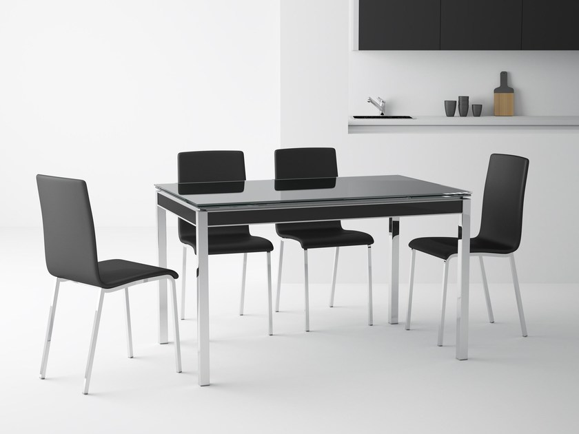 Extending kitchen table BAMBOLA by CANCIO