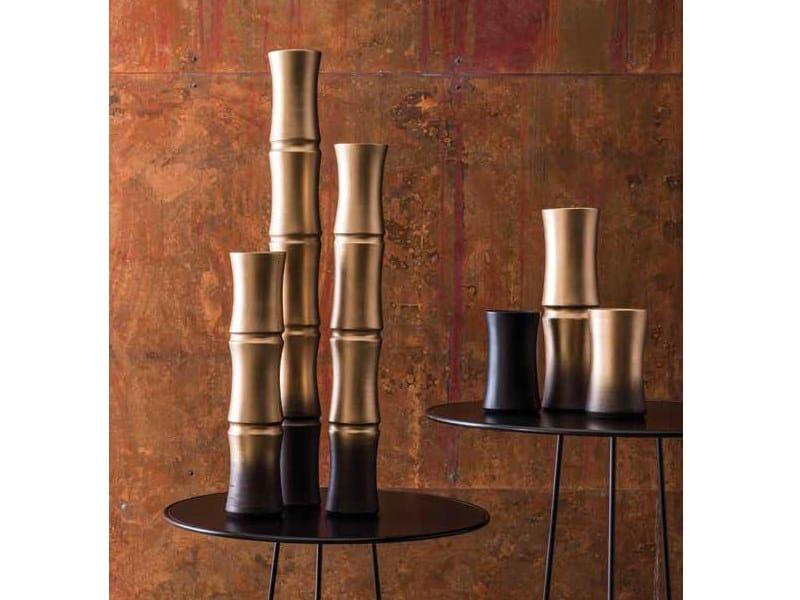 Ceramic vase BAMBOO by Adriani e Rossi edizioni