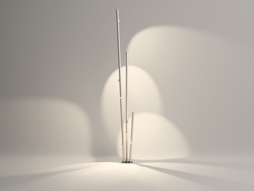 LED Floor lamp BAMBOO | Floor lamp by Vibia