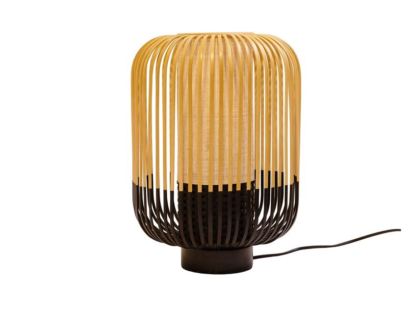 Bamboo light table lamp by forestier design arik levy bamboo table lamp bamboo light table lamp by forestier aloadofball Images