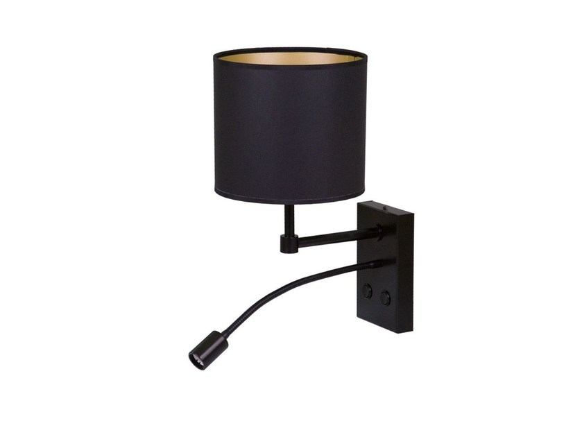 Wall light with swing arm BANDOL by Brossier Saderne