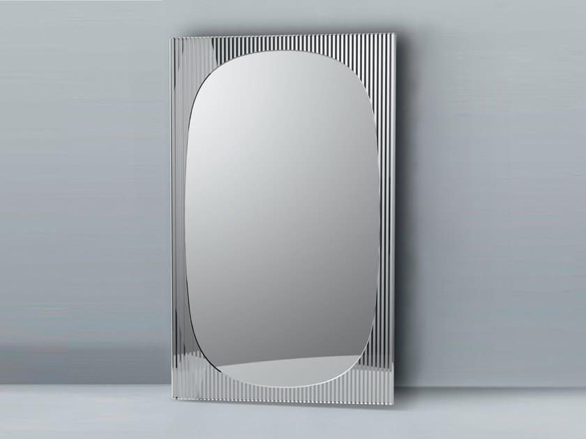 Countertop rectangular mirror BANDS | Rectangular mirror by Tonelli Design
