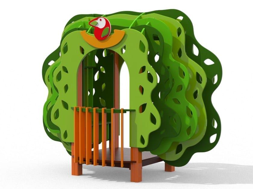 Playhouse for playground BAOBAB | Playhouse for playground by Stileurbano