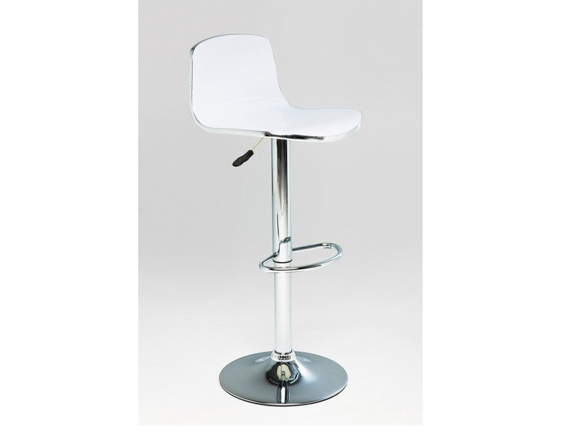 Swivel stool with footrest BAR STOOL by KARE-DESIGN