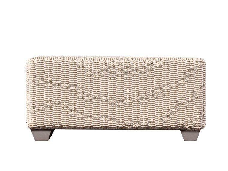 Low rectangular garden side table BARBADOS | Coffee table by Atmosphera