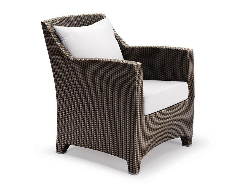 Club garden armchair BARCELONA | Club garden armchair by Dedon