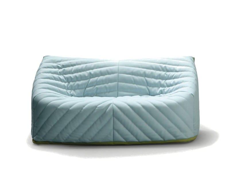 2 seater fabric sofa BARNABY | Sofa by Sancal