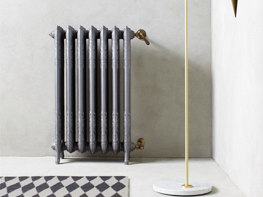 Cast iron radiator BAROCCO by Caleido