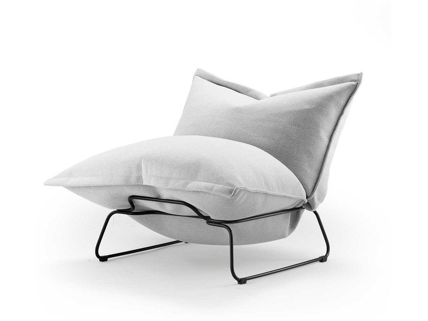Fabric guest chair BARON by rosconi