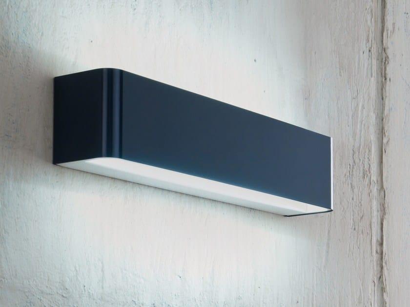 LED aluminium wall light BARRA by ZAVA