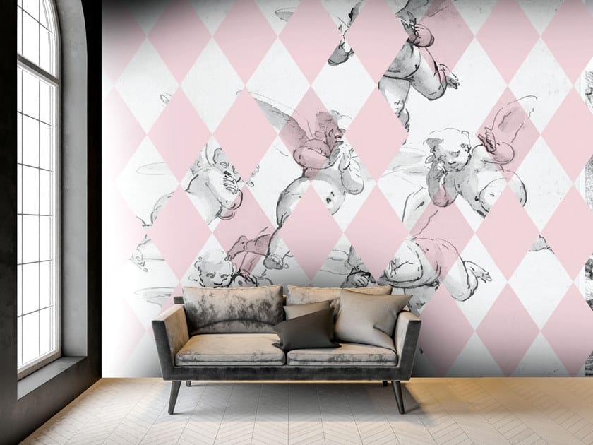 Parete tesa stampata in PVC per interni BARRISOL® CHANTAL THOMASS by BARRISOL