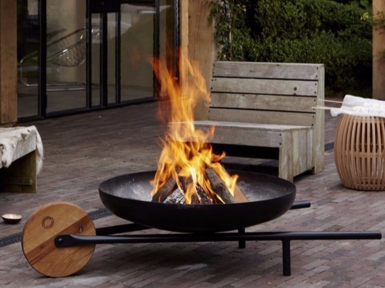 Barbecue / braciere KONSTANTIN SLAWINSKI - BARROW by Archiproducts.com