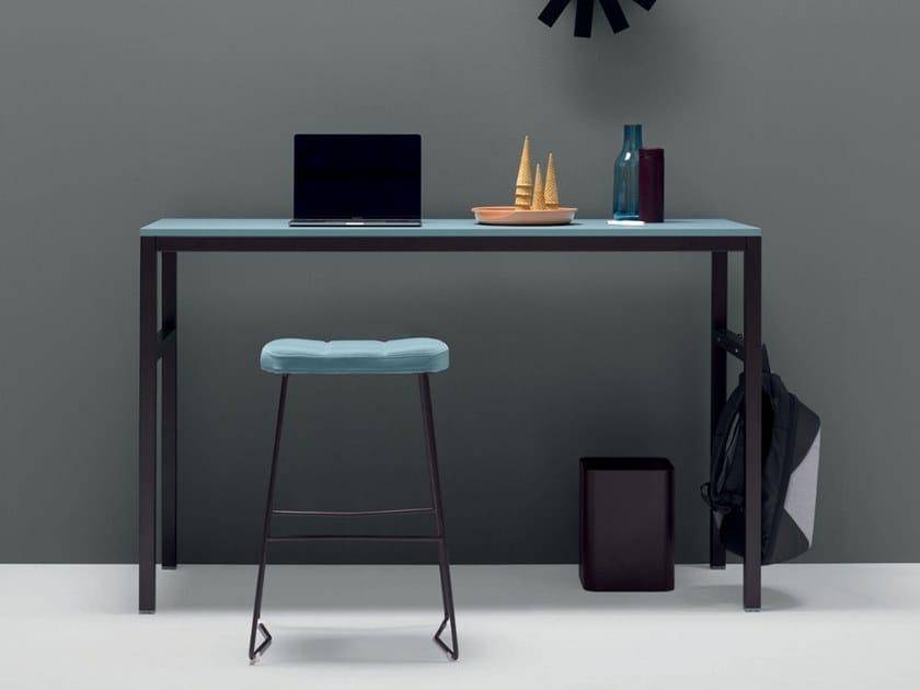 Rectangular high table BARTOLO | High table by Quinti Sedute