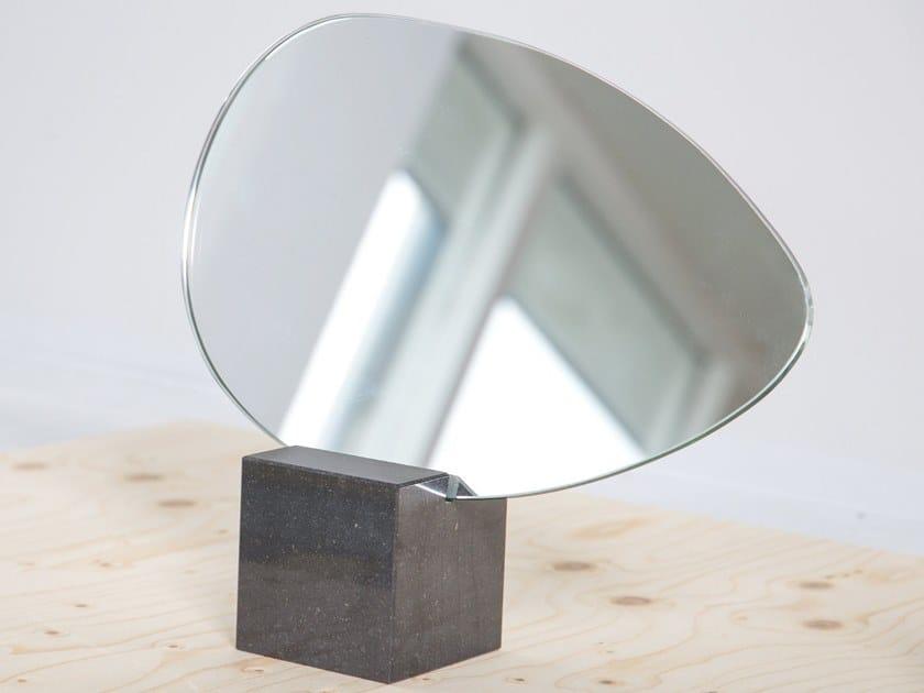Countertop basalt mirror BASALT MIRROR by North Limited