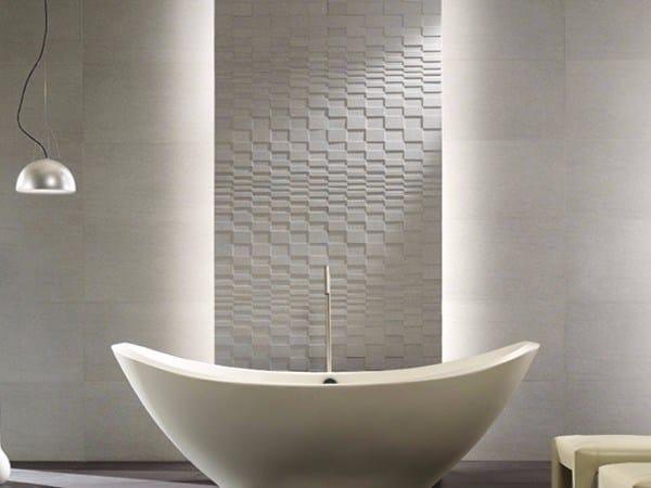 Porcelain stoneware Mosaic BASALTINA | Mosaic by Ceramiche Coem