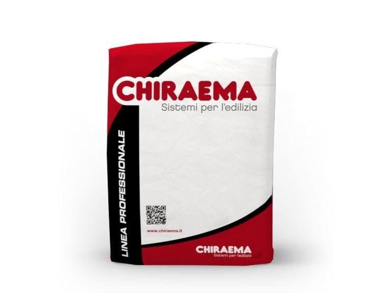 Cement plaster BASEFOND REP by CHIRAEMA