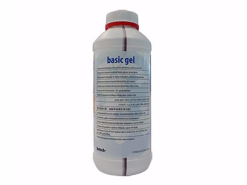 Detergente alcalino concentrato BASIC GEL by Butech