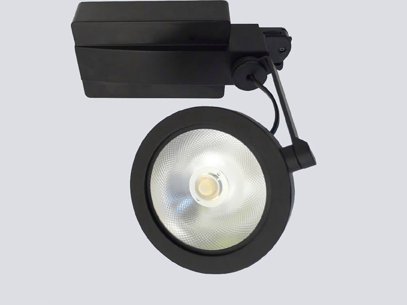 Binario Led Pressofuso Illuminazione In Alluminio Basic Lighting Onok A 7Ybf6yvg