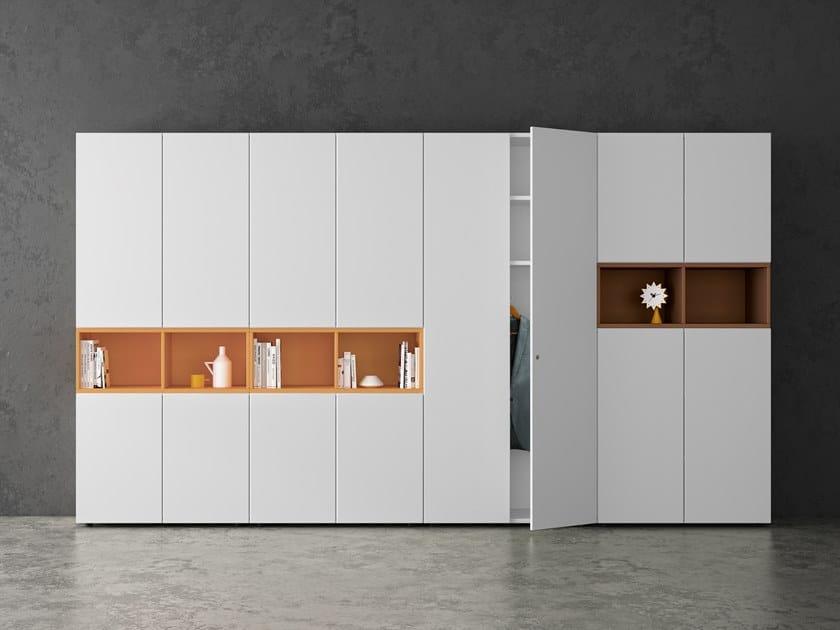 Modular office storage unit BASIC S | Modular office storage unit by werner works