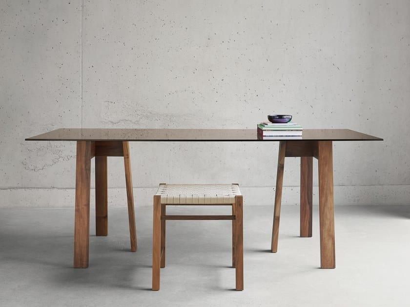 BASIS | Tisch aus Glas Kollektion Basis By e15