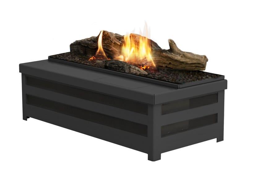 Bioethanol Fireplace Basket Fire Logs By Planika