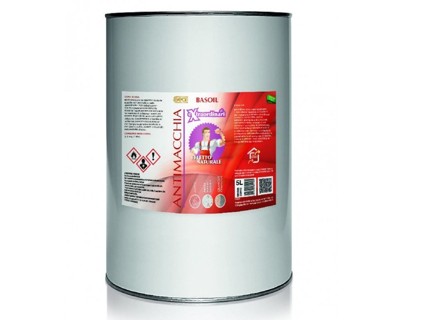 Flooring protection BASOIL by Geal