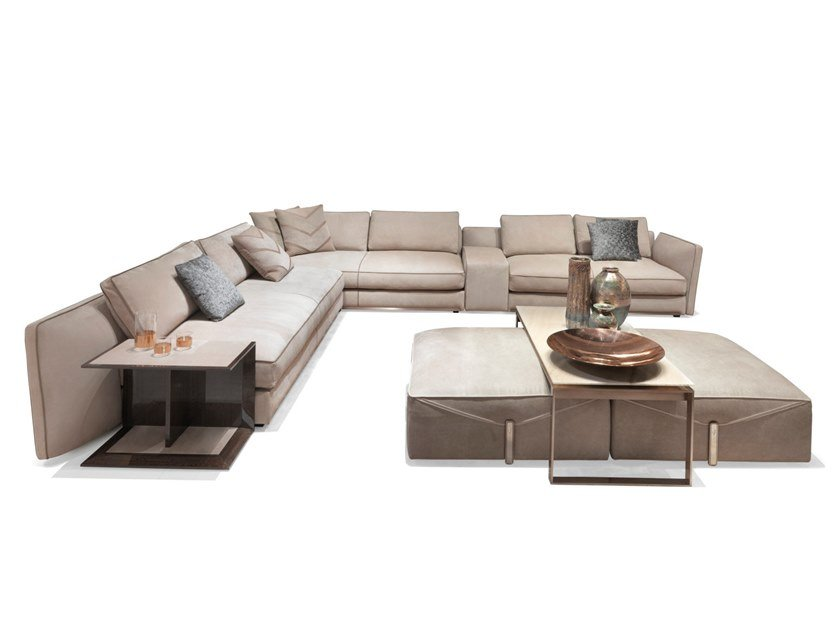 BASTIAN | Corner sofa Bastian Collection By Visionnaire design ...