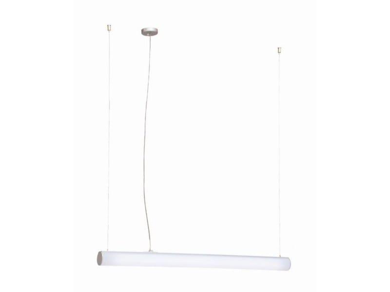 Polycarbonate pendant lamp BATH A   Pendant lamp by ALMA LIGHT