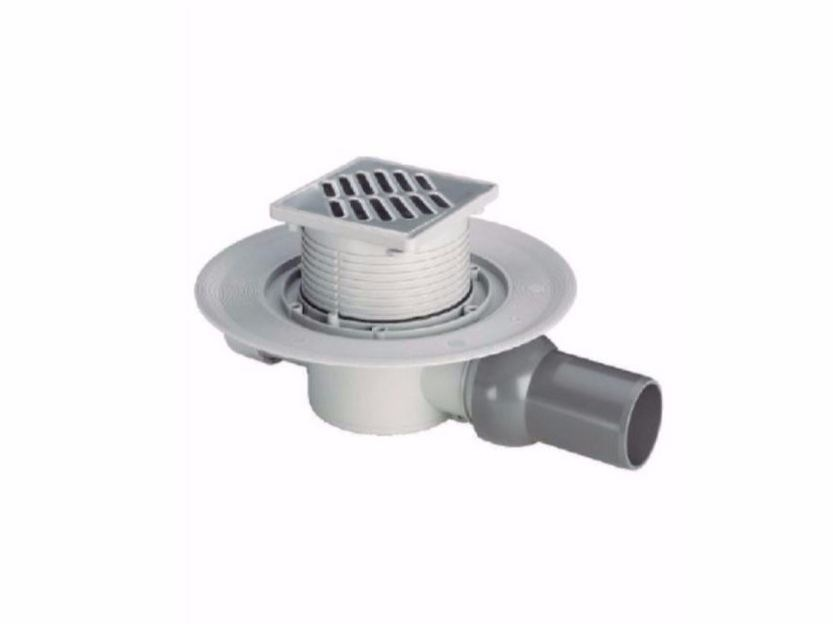 Shower channel BATHROOM DRAIN by Butech