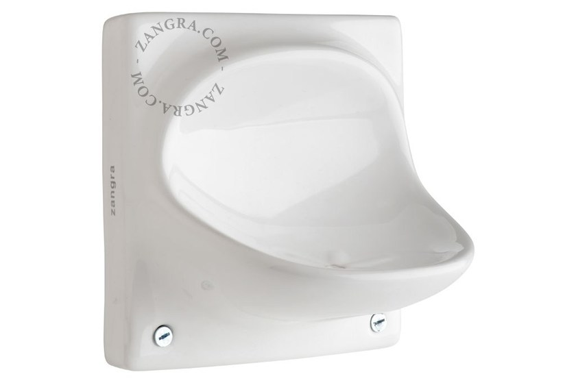 Wall-mounted soap dish BATHROOM I Soap holder by ZANGRA